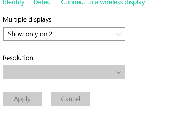 Zoomed Desktop When Laptop Attached To 4k Tv Windows 10 Forums