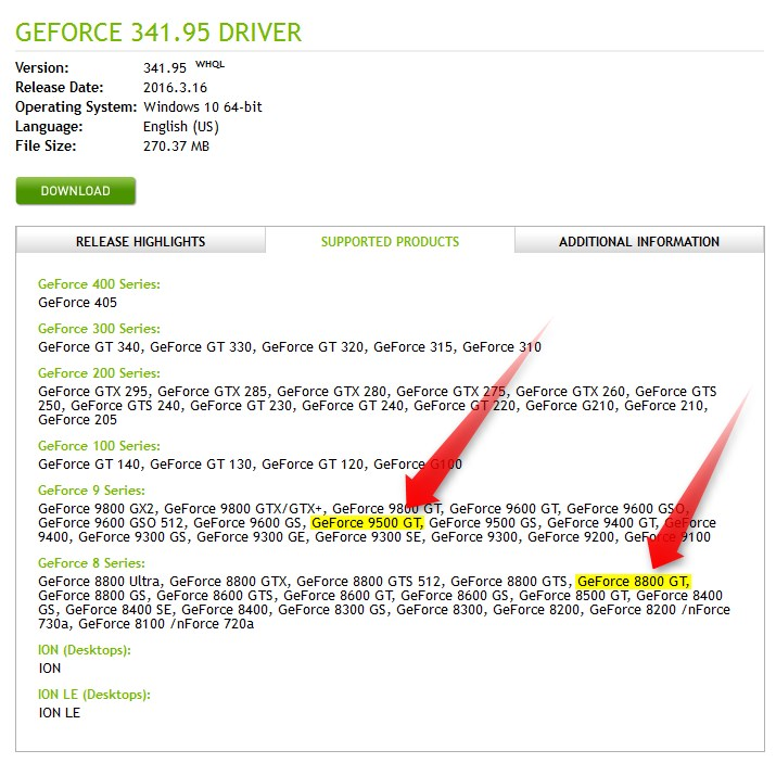 Драйвер nvidia geforce 8800 gts 512 drivers.