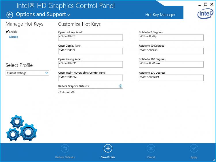 Shortcut/Tool to reset screen resolution - Windows 10 Forums