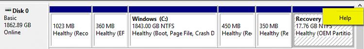 Click image for larger version.  Name:Screenshot Disk Management1.png Views:1 Size:5.9 KB ID:101811