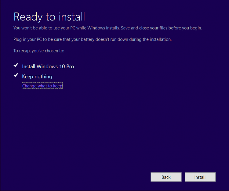 how to change windows 10 pro to home
