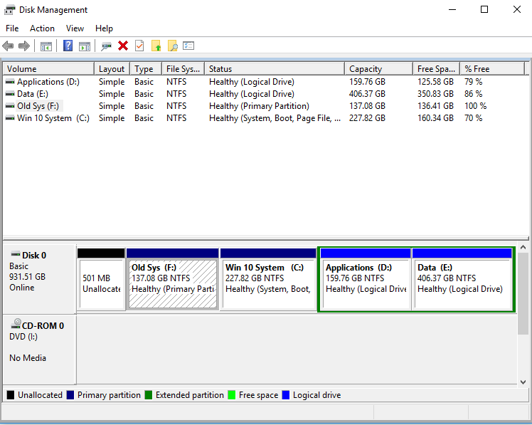 Click image for larger version.  Name:Disk Mgt.PNG Views:3 Size:34.8 KB ID:105682