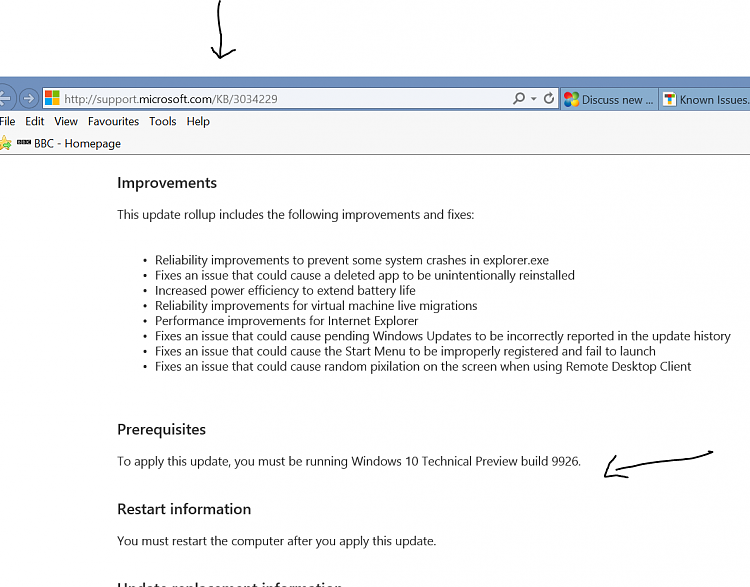 updates for build 9926 Manual link-update.png