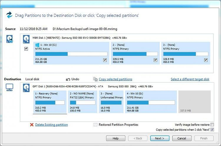 Convert Non UEFI to UEFI? Solved - Windows 10 Forums