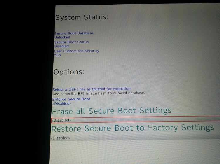 Can't boot my Tablet  Windows Boot Manager boot failed