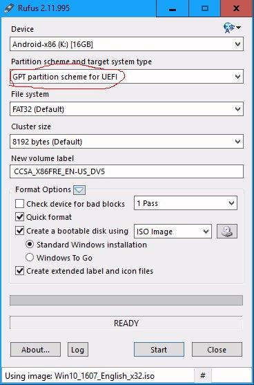 Rufus change to GPT UEFI.jpg