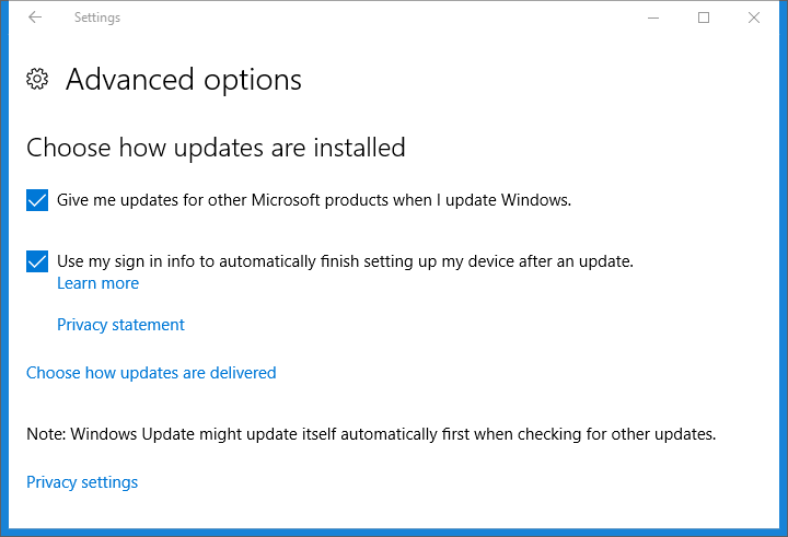 How to update Windows 10 - but not to have Creator's Update installed?-capture.png