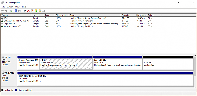 OEM Recovery Partition HP Laptop Solved - Page 2 - Windows