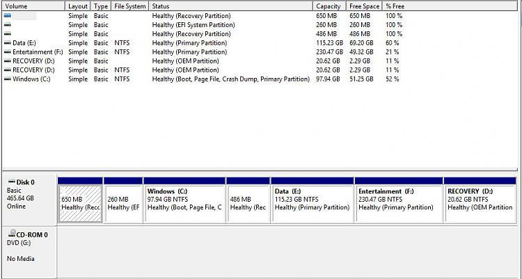 Click image for larger version.  Name:Disk Management.JPG Views:4 Size:88.4 KB ID:134279