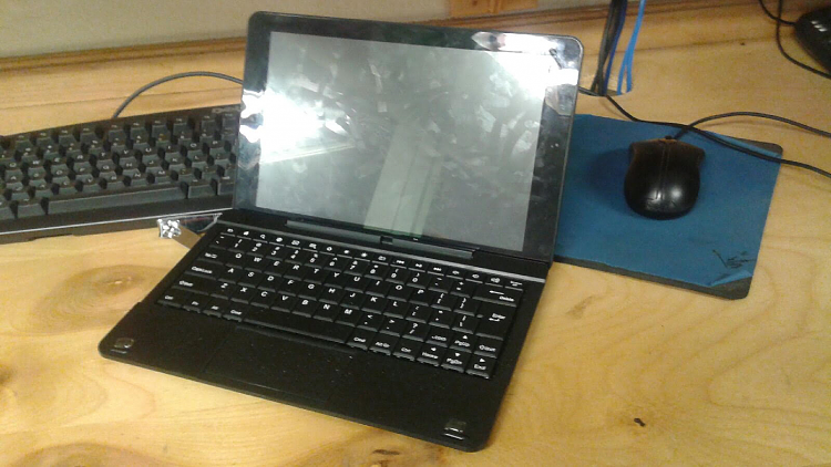 I want to put Windows OS On this Andriod RCA Tablet Safely, Help
