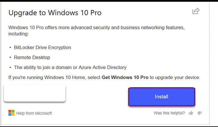 Strange upgrade to 10 pro - Windows 10 Forums