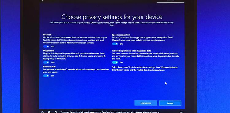 No more sign in with MS Account on install?-img_0497.jpg