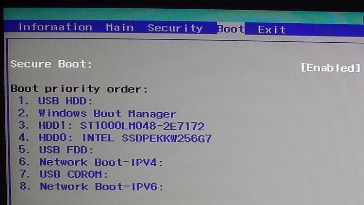 Disable EFI bootloader Windows 10 Solved - Windows 10 Forums