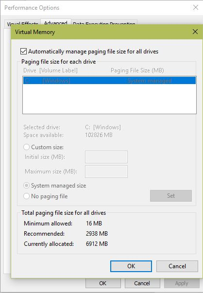 Click image for larger version.  Name:Virtual Memory.JPG Views:23 Size:44.9 KB ID:173779