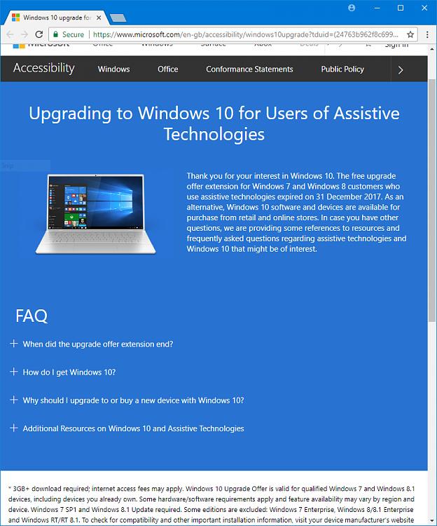 windows free updates