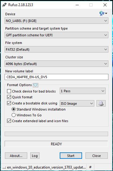 Windows 10 education usb | [Troubleshooting] How do I install