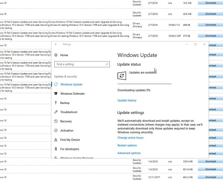 Windows 10 update Stuck 0% ASAP - Windows 10 Forums