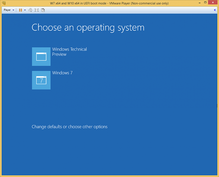 Windows 10 will not allow windows 7 efi os loader solved for Choosing new windows