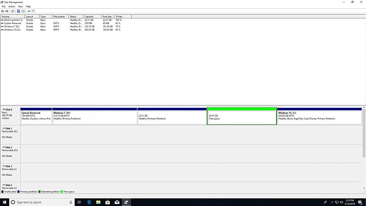 Make Windows 10 Bootloader Override Windows 7 Bootloader/GRUB