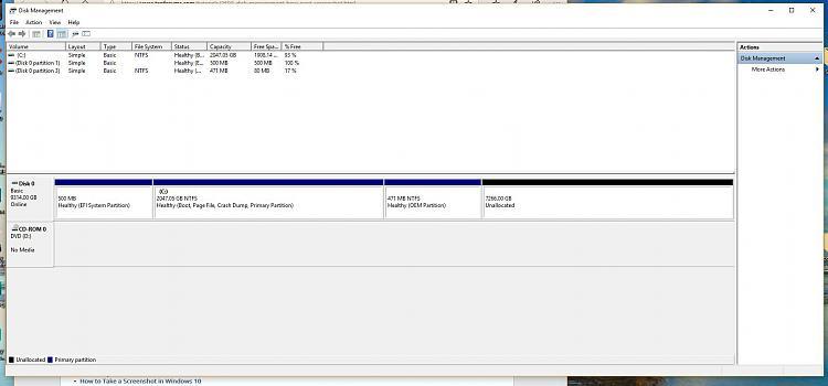 Click image for larger version.  Name:Disk Management.JPG Views:12 Size:122.7 KB ID:193818