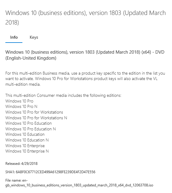 windows 10 pro education vs enterprise