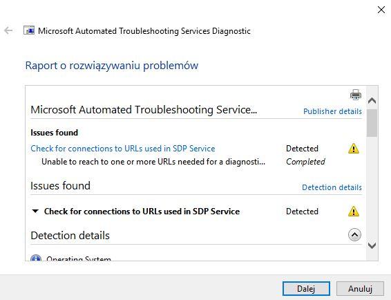 update for Windows 10, version 1803 - error 0x80070005