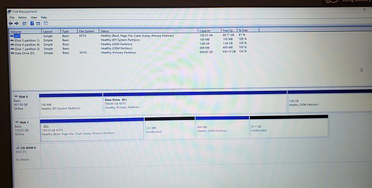 Video's van Windows boot manager acer aspire one
