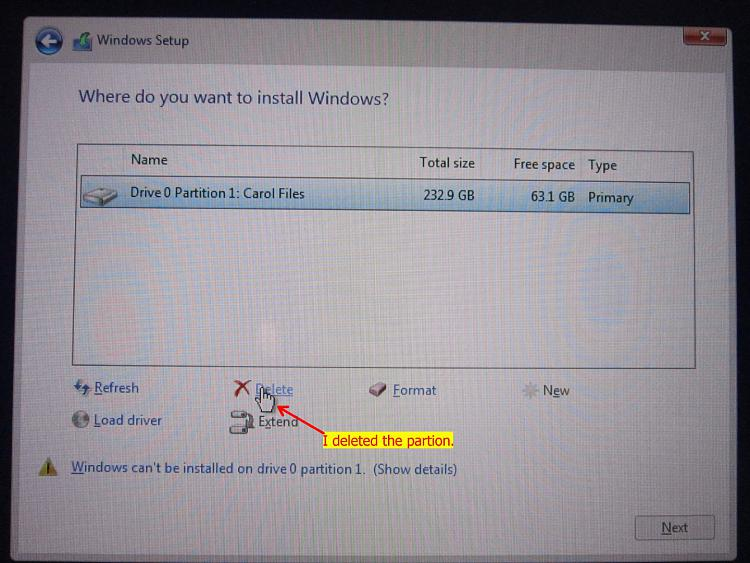How To Prep A Used Ssd For Windows 10 Clean Install Solved Windows 10 Forums