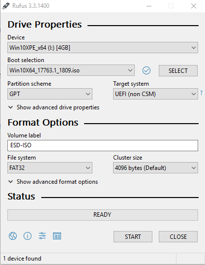 installing with UEFI/GPT  - 1803 build-image.png