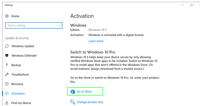 Windows 10S - can this still be changed to Home or Pro-10s.png