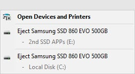 PCIe M 2 SSD not showing in bios - Windows 10 Forums