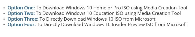 Where to download Windows 10 Home - Windows 10 Forums