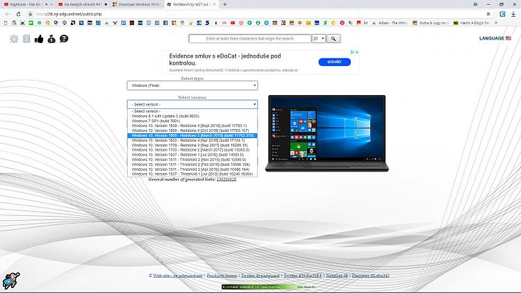 Download Windows 10 ISO without Update - Windows 10 Forums