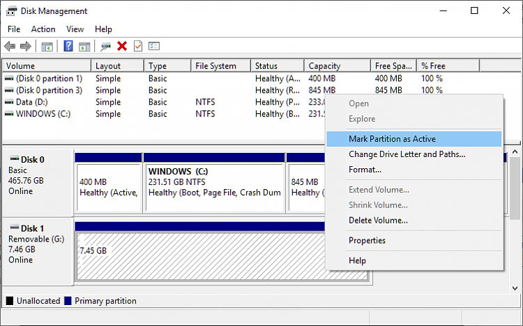 Using Diskpart to create a bootable USB flash drive - Page 2