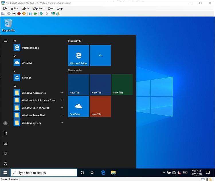 Windows 10 1903 - Bare Bones: Edge, OneDrive, Settings - 32GB HDD-1903-barebones-01.jpg