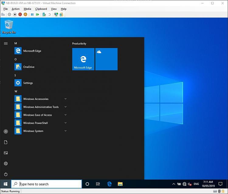 Windows 10 1903 - Bare Bones: Edge, OneDrive, Settings - 32GB HDD-1903-barebones-02.jpg