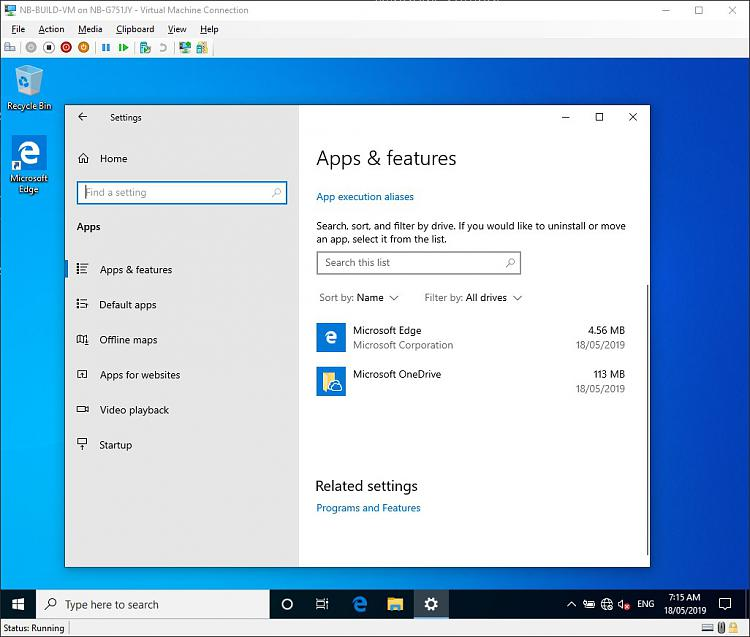 Windows 10 1903 - Bare Bones: Edge, OneDrive, Settings - 32GB HDD-1903-barebones-03.jpg