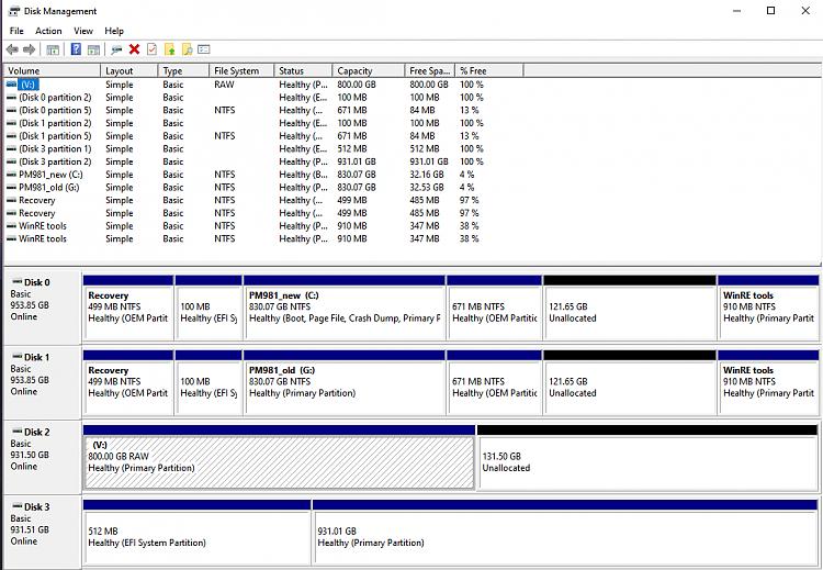 bcdedit and BIOS disk order, how do I setup multibooting? - Page 3