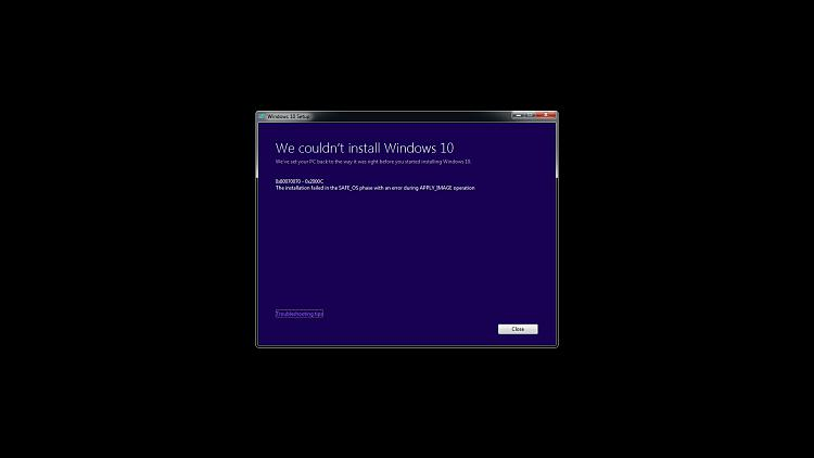 Click image for larger version.  Name:failed.jpg Views:785 Size:77.0 KB ID:26534