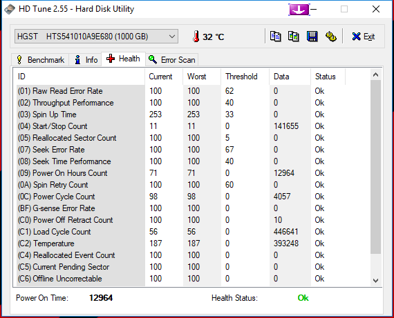Update Failure From 1703 to 1909, Exhausted All Options-hdtune_health_hgst____hts541010a9e680.png