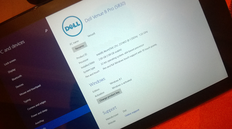 How To Install Win 10 On Dell Venue 8 Pro Ultimate Outsider