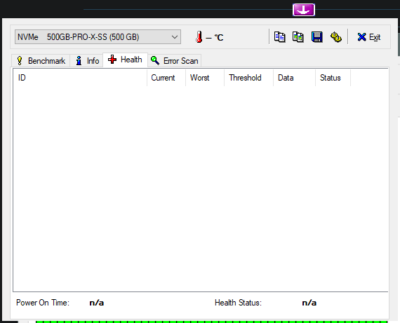 Unable to Update from 1809 to 1909 (Error Code 0x8007003)-hdtune_health_nvme____500gb-pro-x-ss.png