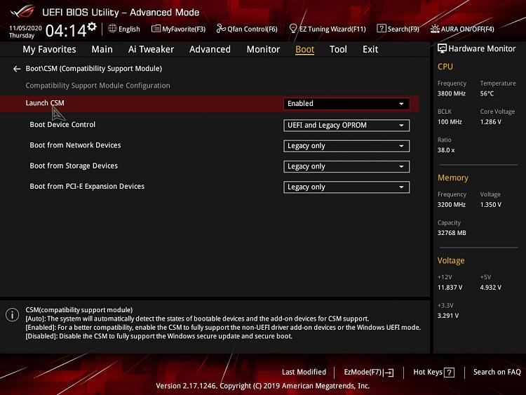 Bios Mode Question Solved - Page 2