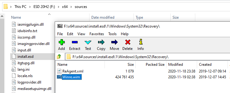 help me restore the default files in the recovery partition.-image.png