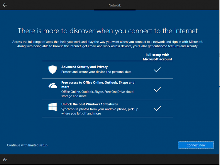 Do we need a Microsoft account after clean install-oobe-20h2-home-continue-limited-setup.png