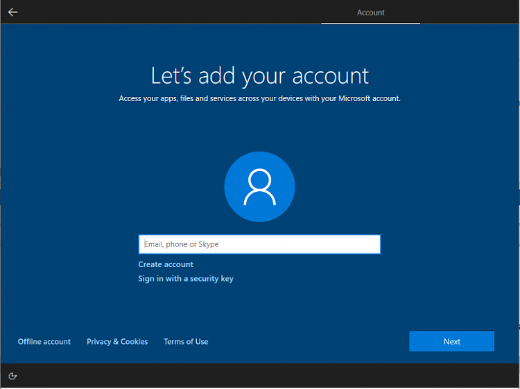 Do we need a Microsoft account after clean install-oobe-20h2-pro-connected.png