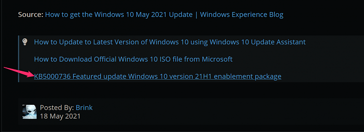 Windows 10 21H1 upgrade invitation has disappeared-2021-06-09_16h24_23.png