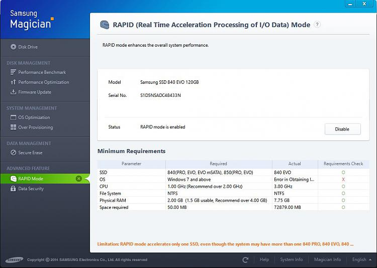 Click image for larger version.  Name:SSD Rapid Mode.JPG Views:3 Size:88.5 KB ID:34286