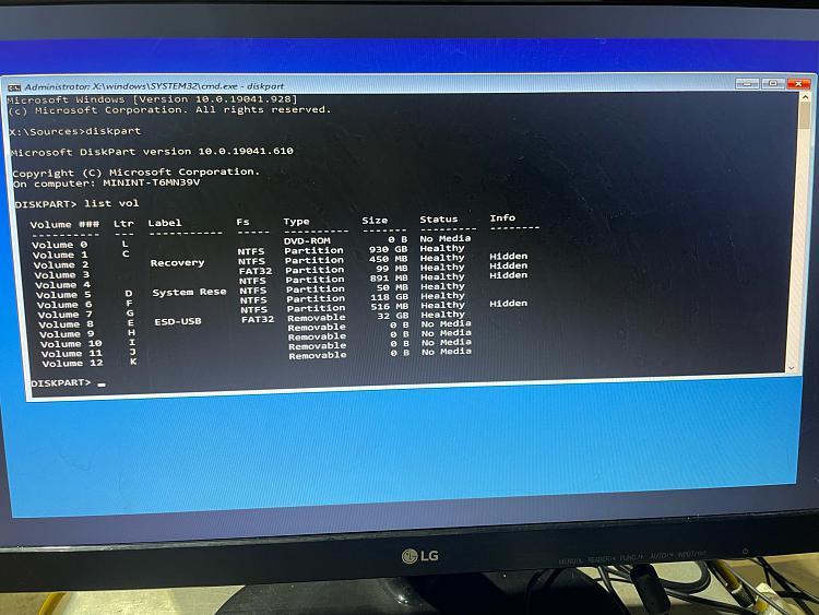 HDD>>SSD Upgrade 0xc000000e Error. Please Help!-image0.jpeg