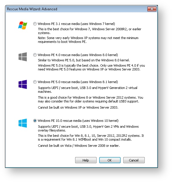 How to increase the System Reserved Partition size-pe.png